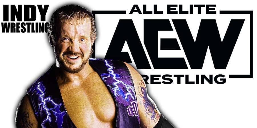 DDP Diamond Dallas Page AEW All Elite Wrestling
