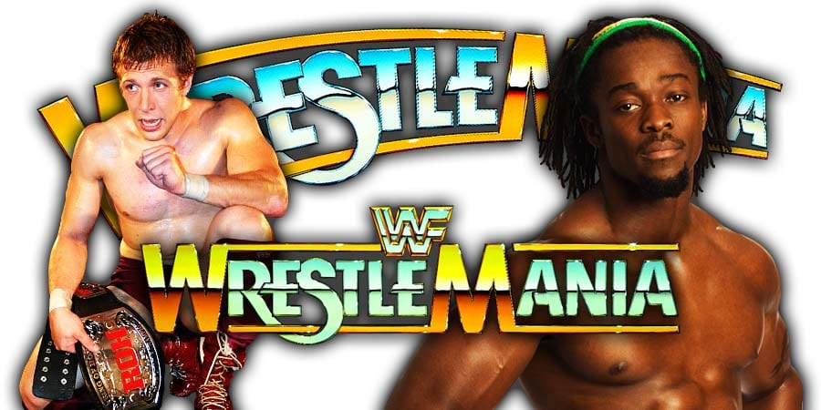 Daniel Bryan vs. Kofi Kingston - WrestleMania 35