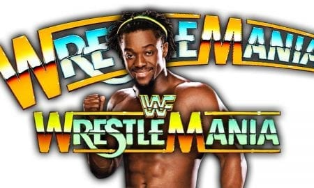Kofi Kingston WrestleMania 35