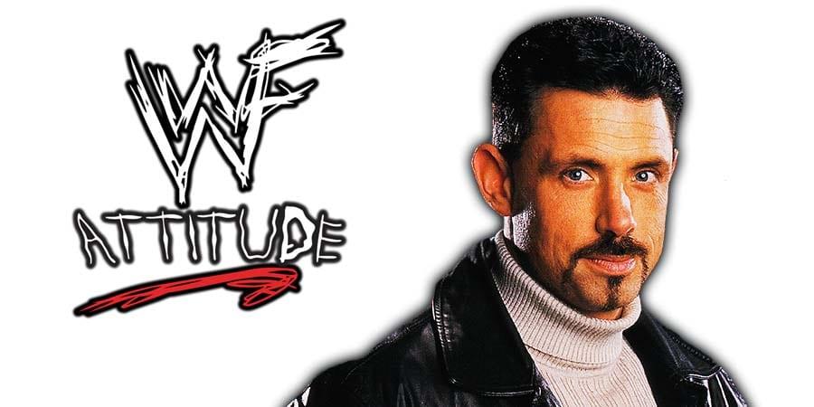 Michael Cole WWF