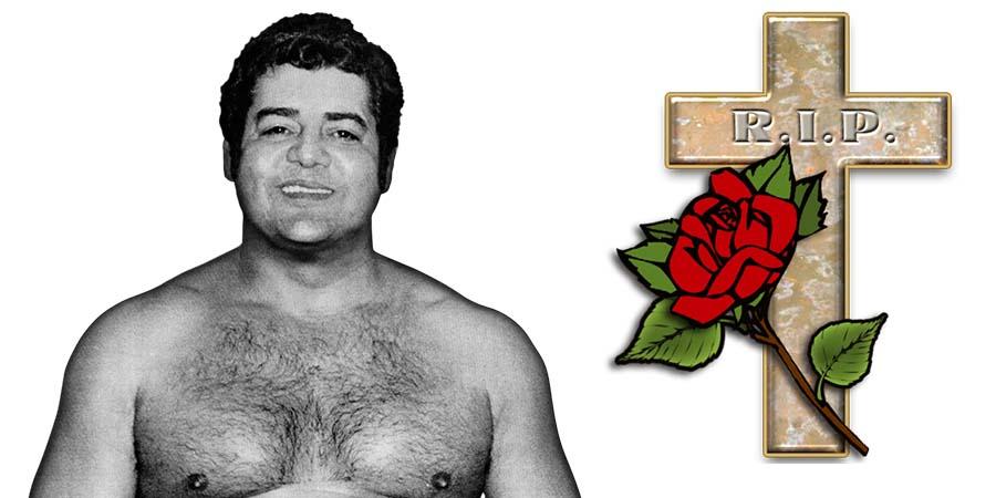 Pedro Morales Passes Away Death February 12, 2019