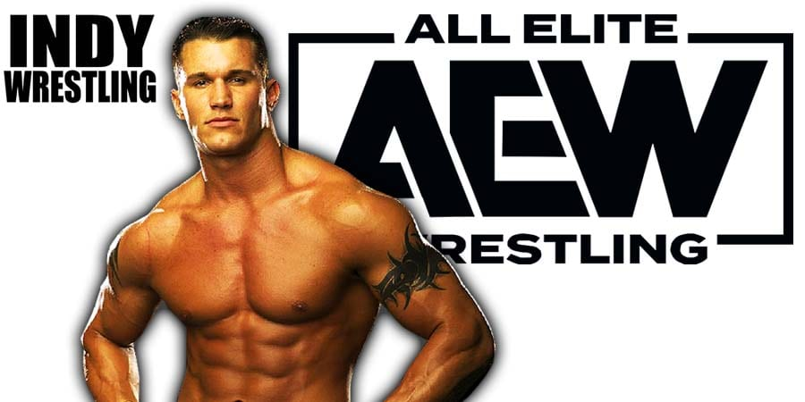 Randy Orton AEW All Elite Wrestling
