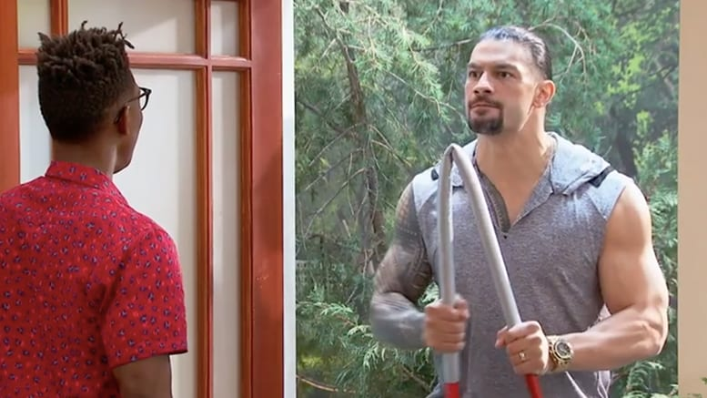Roman Reigns Appearing On Nickelodeon's Cousins For Life TV Show