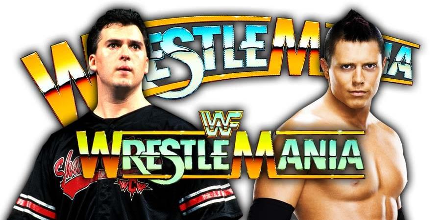 Shane McMahon vs. The Miz - WrestleMania 35
