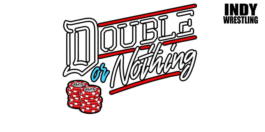AEW All Elite Wrestling Double Or Nothing