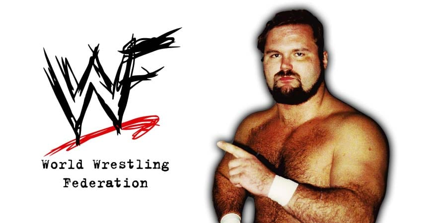 Arn Anderson WWE WWF World Wrestling Federation