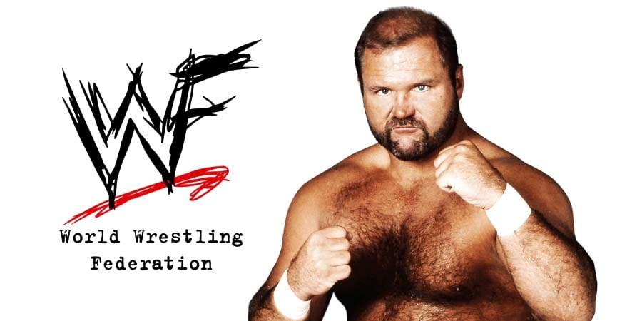 Arn Anderson WWF WWE