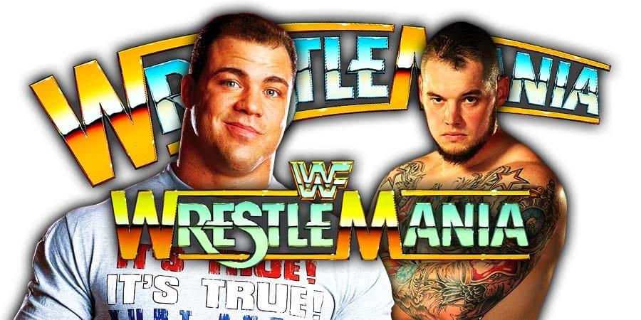 Baron Corbin vs. Kurt Angle - WrestleMania 35