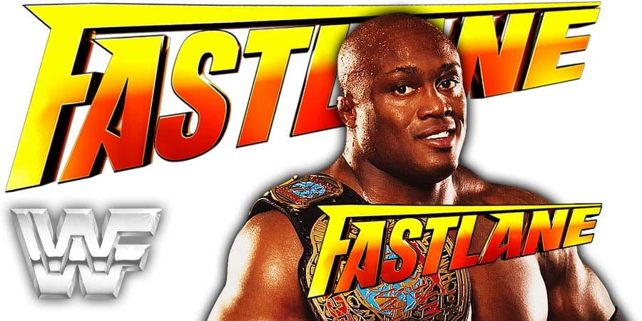 Update On Fastlane 2019 Main Event Bobby Lashleys Status