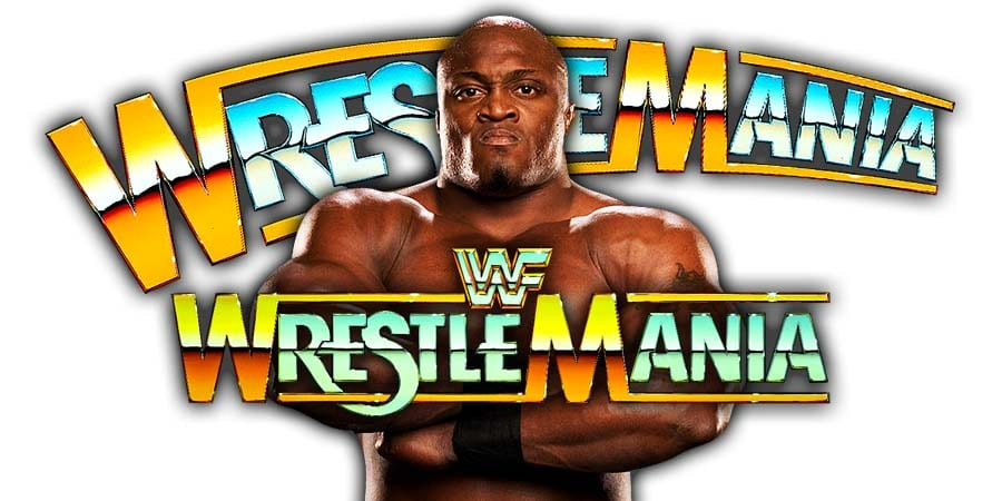 Bobby Lashley WrestleMania 35