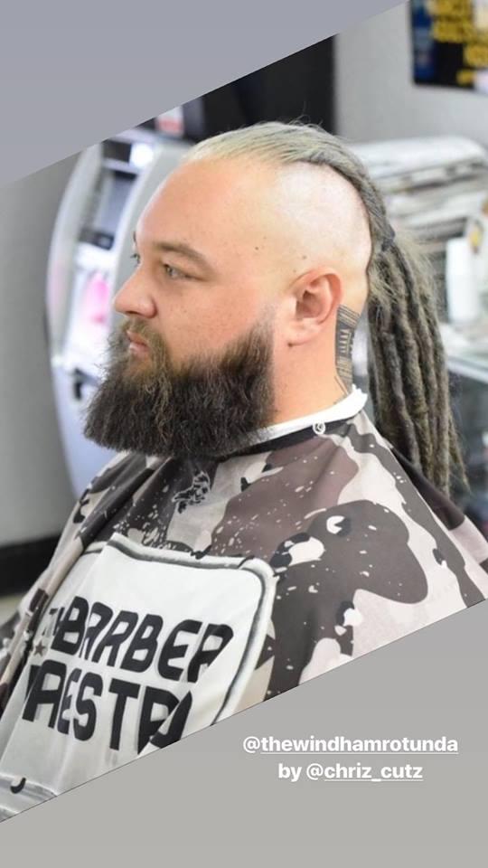 Bray Wyatt New Look March 2019
