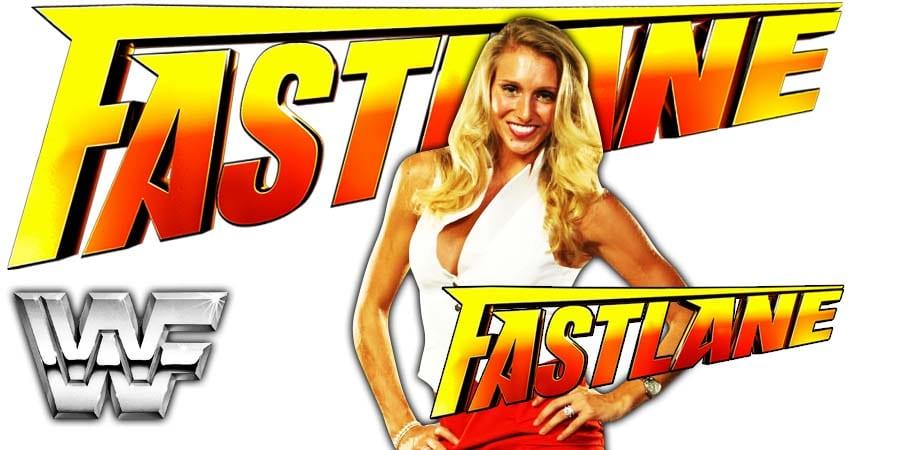 Charlotte Flair FastLane 2019