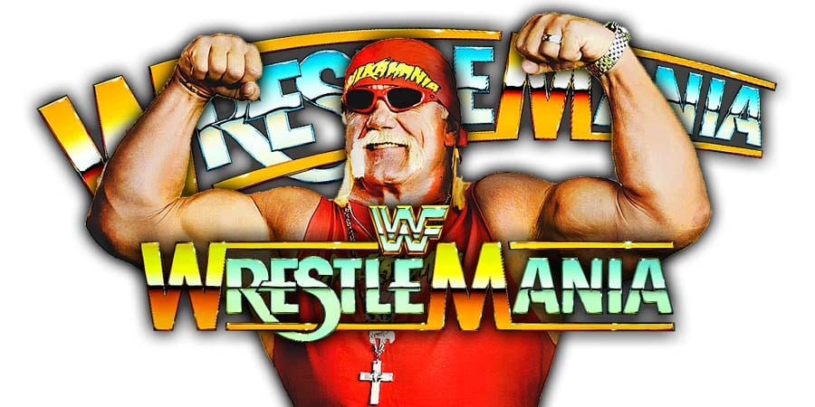 Hulk Hogan WrestleMania 35