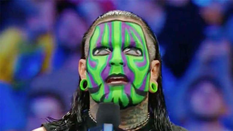 Possible Title Match For WrestleMania 35 - Hardy Boyz vs ...Jeff Hardy Wrestlemania 25 Face Paint