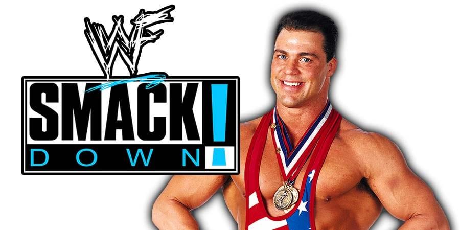 Kurt Angle SmackDown