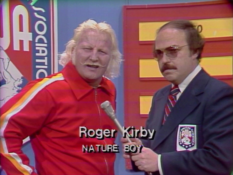 Nature Boy Roger Kirby Passes Away