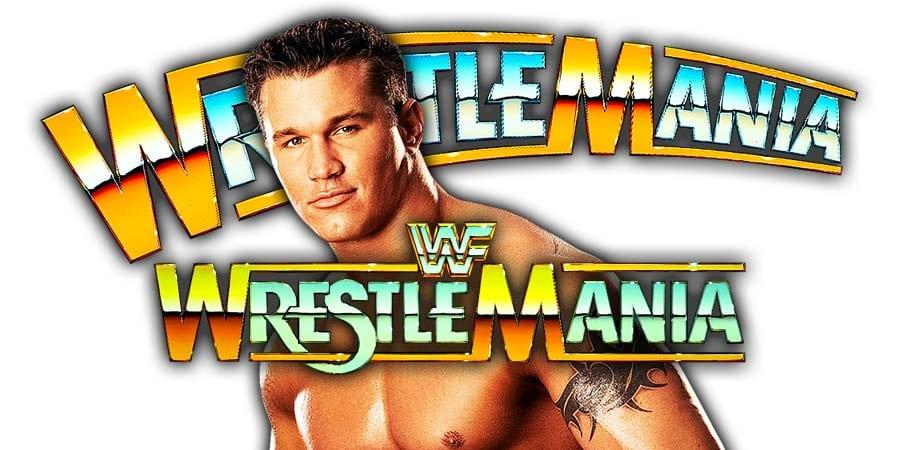Randy Orton WrestleMania 35