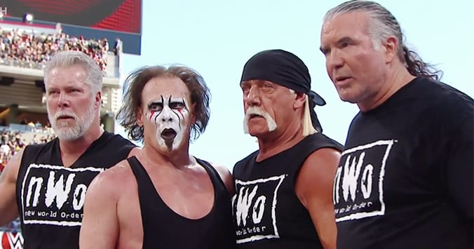 Wcw Bogus Sting: Jim Ross Says Sting Not Being Allowed To Win In WWE Is