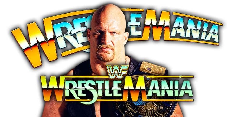 Stone Cold Steve Austin WrestleMania 35
