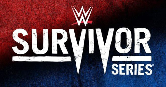 WWE Survivor Series Banner