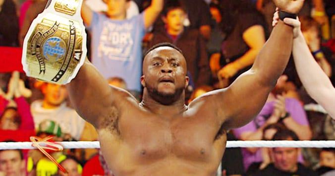 Big E WWE Intercontinental Champion
