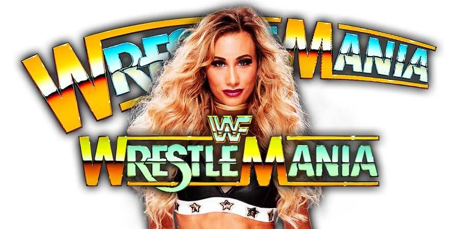 Carmella Wins WrestleMania 35 Women's Battle Royal