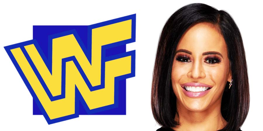 Charly Caruso WWE