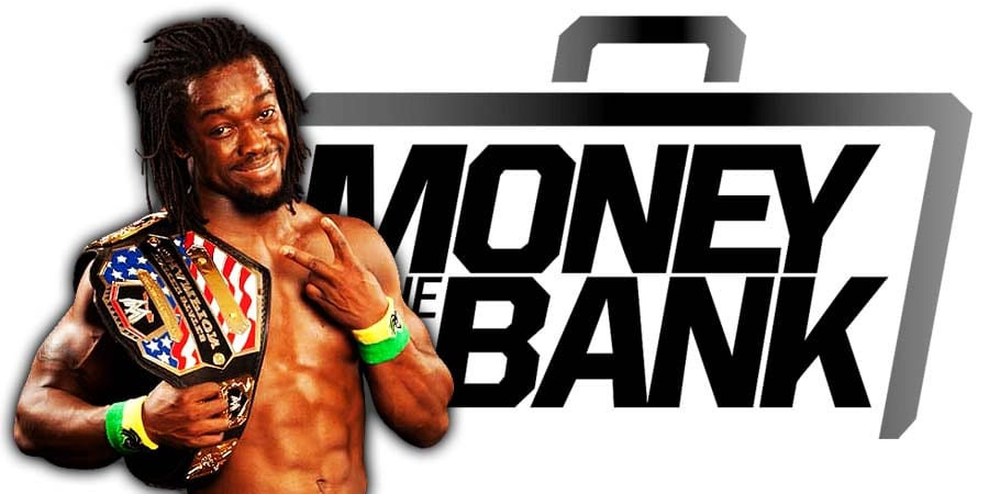 Kofi Kingston Money In The Bank 2019