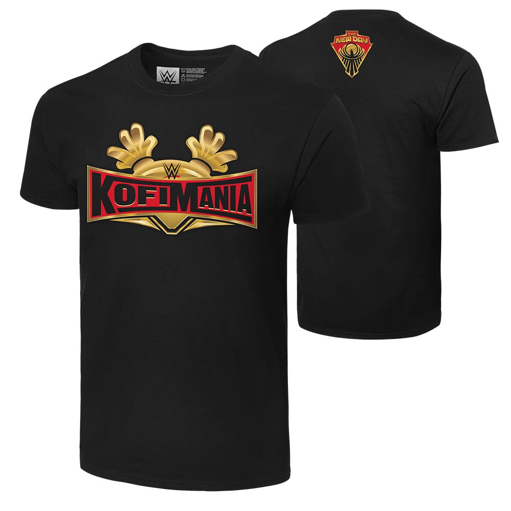 KofiMania T-Shirt WWE WrestleMania 35