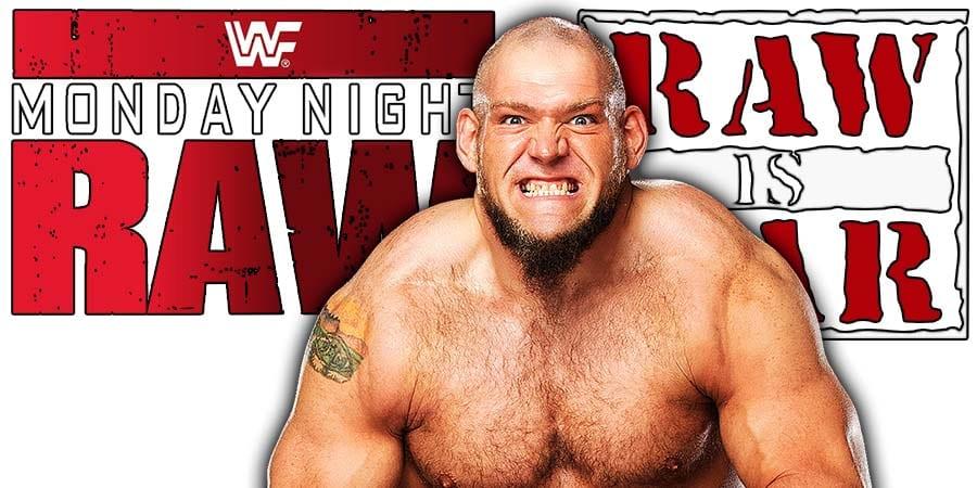 Lars Sullivan RAW
