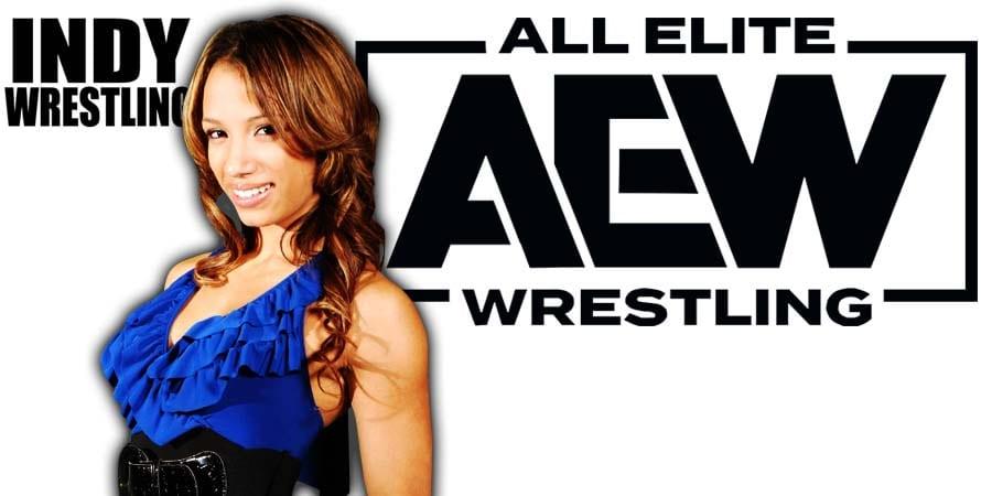 Sasha Banks AEW All Elite Wrestling