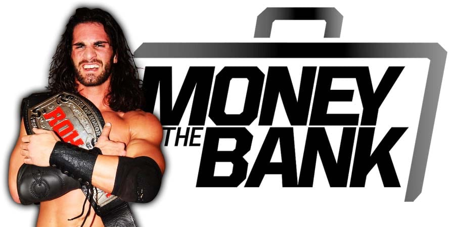 Seth Rollins Money In The Bank 2019