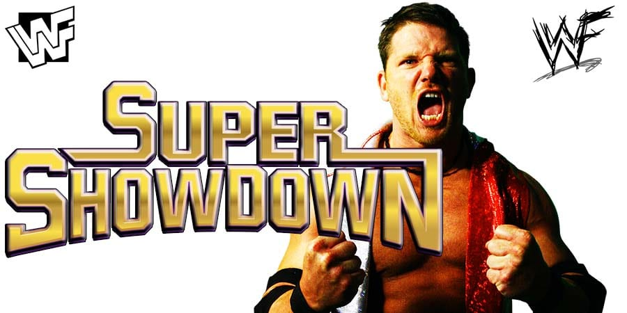 AJ Styles WWE Super ShowDown