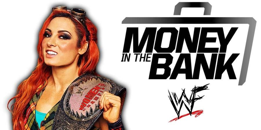 Becky Lynch Money In The Bank 2019