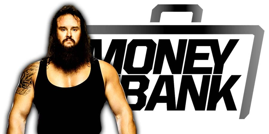 Braun Strowman Money In The Bank PPV
