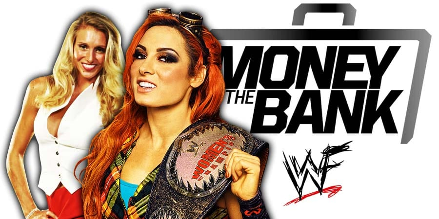 Charlotte Flair defeats Becky Lynch at Money In The Bank 2019