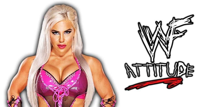 Dana Brooke WWE WWF
