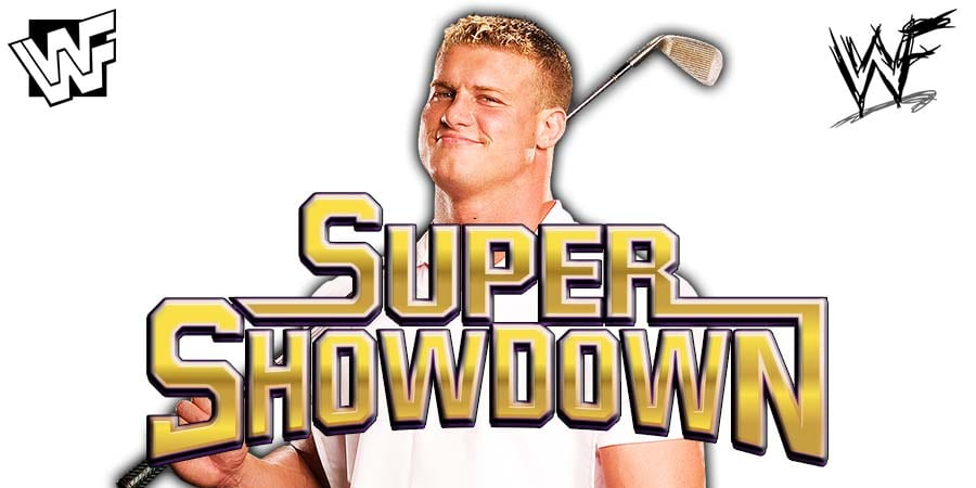 Dolph Ziggler WWE Super ShowDown 2019
