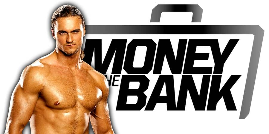 Drew McIntyre Money In The Bank