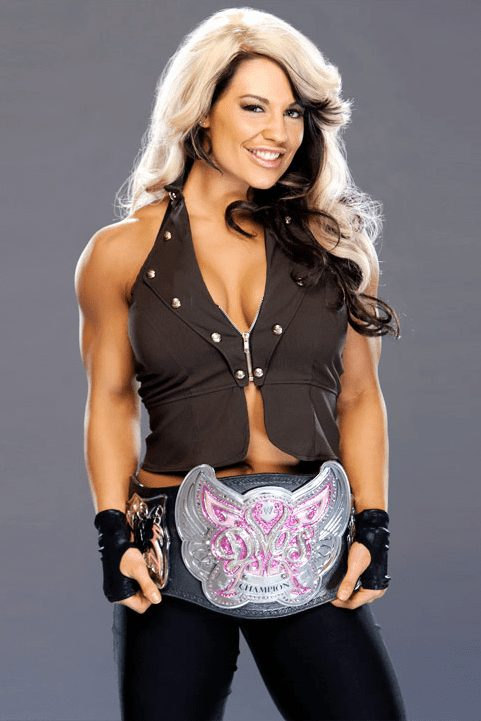Kaitlyn WWE Divas Champion