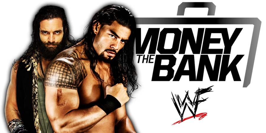 Roman Reigns defeats Elias in 10 seconds at Money In The Bank 2019