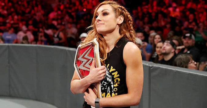 Possible Next Feud For The RAW Women's Championship