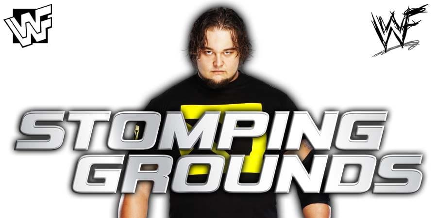 Bray Wyatt WWE Stomping Grounds