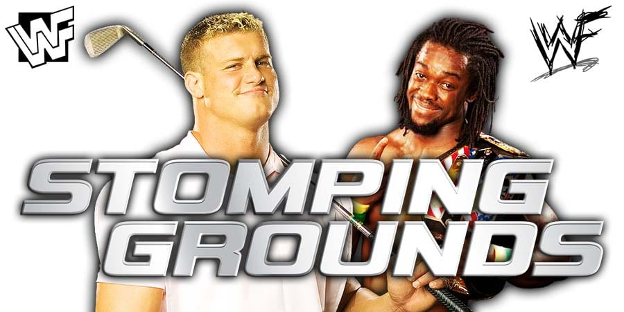 Dolph Ziggler vs. Kofi Kingston - WWE Stomping Grounds Steel Cage Match