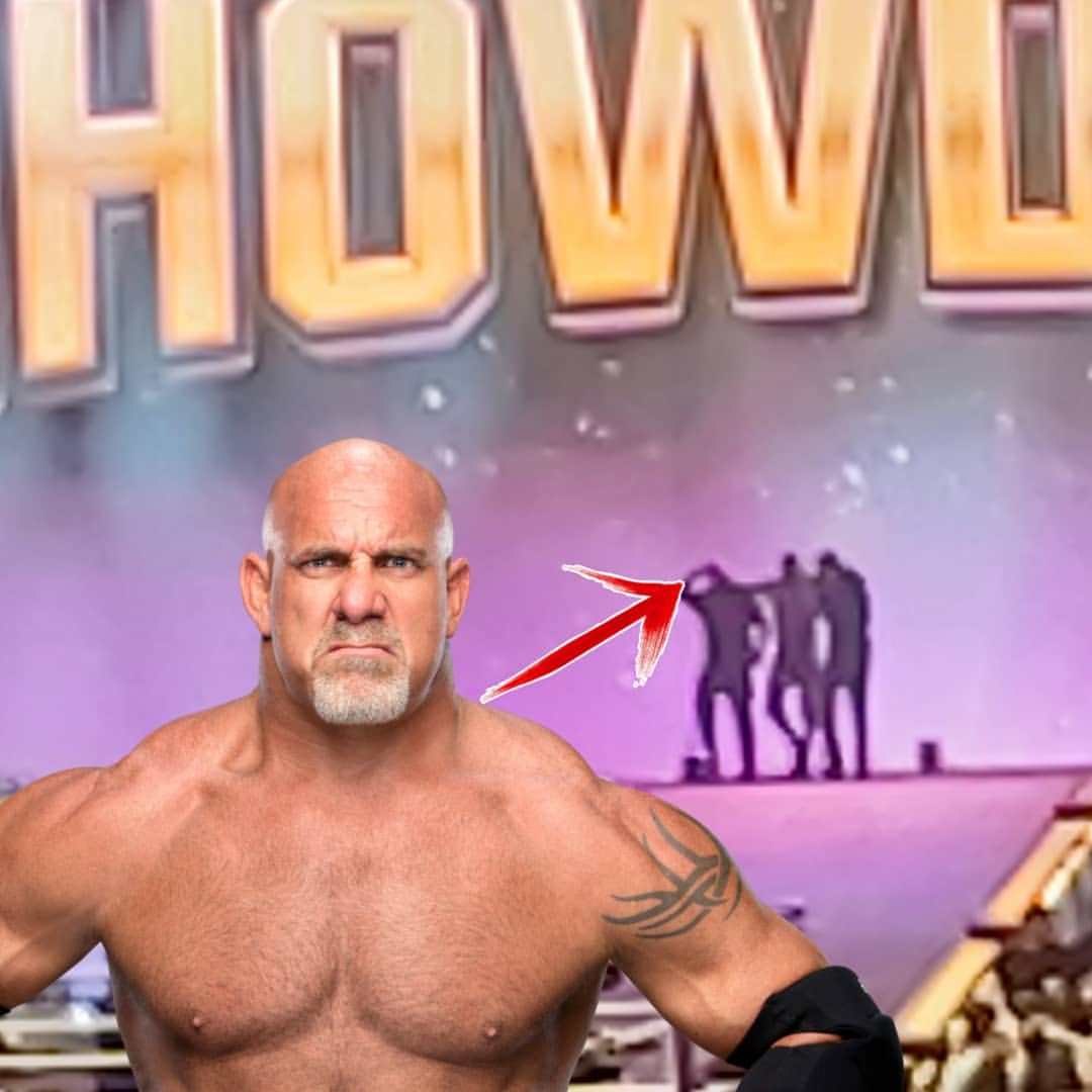 Goldberg Collapses At WWE Super ShowDown 2019
