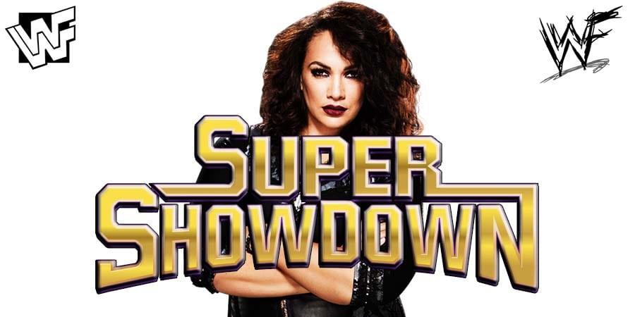 Nia Jax WWE Super ShowDown