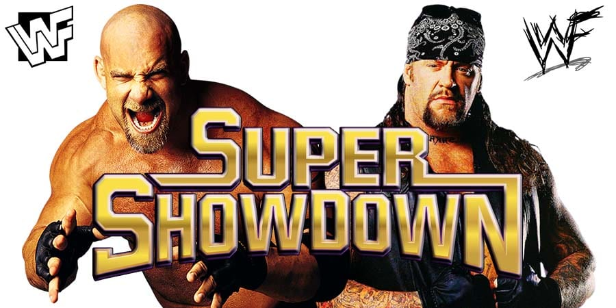Undertaker Defeats Goldberg In Dream Match At WWE Super ShowDown
