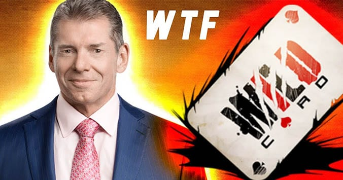 Vince McMahon Wild Card Rule