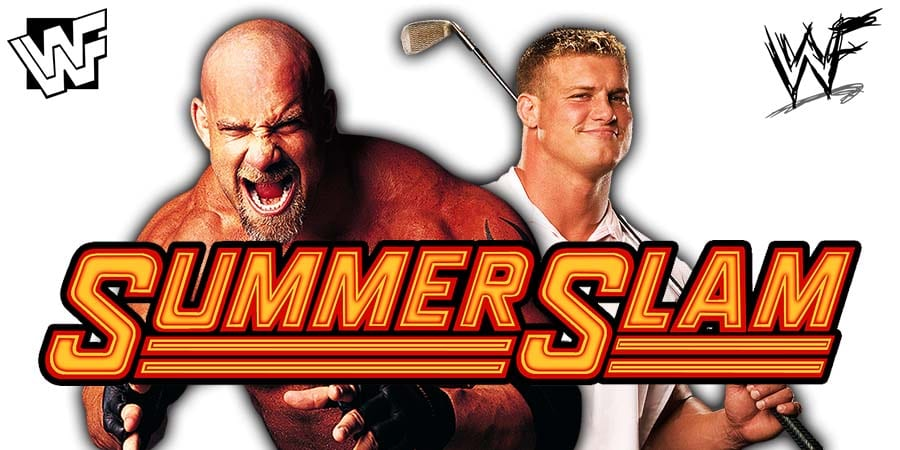 Goldberg vs. Dolph Ziggler - SummerSlam 2019
