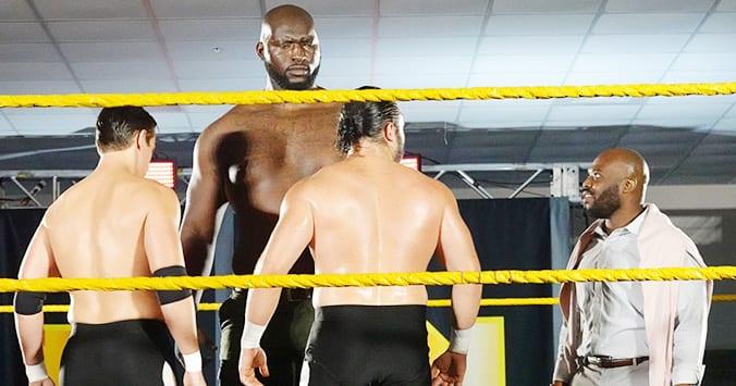 Jordan Omogbehin - Tallest Wrestler In WWE 2019